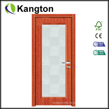 PVC-Badezimmer-Tür-Preis PVC-Toiletten-Tür (PVC-Toiletten-Tür)
