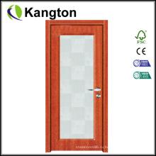 Цена двери ванной комнаты PVC ПВХ туалет двери (ПВХ туалет двери)