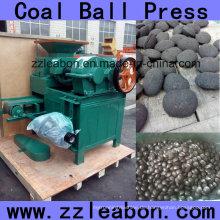 Grill- und Ofenkohle / Holzkohle-Staub-Pulver-Ball-Presse-Maschine