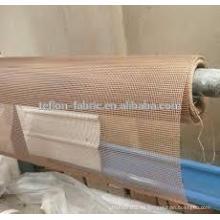 Cinta transportadora de malla 4 * 4 mm para máquina textil y repuestos