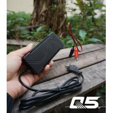 6V1A Batería de ácido de plomo de chancada automática Cargador de batería de almacenamiento