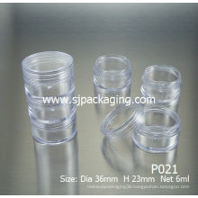 plastic stackable cosmetic case stackable cosmetic jars