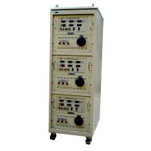 Prueba de resistencia de corriente de ondulación del condensador Fuente de alimentación