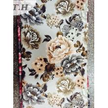 100% Polyester Print Velvet Fabric