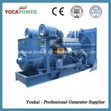 Дизельный генератор Mitsubishi 1800kw / 2250kVA для горячей продажи