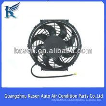 Ventilador auto del refrigerador del motor de ventilador de la pulgada cuadrada de 12 pulgadas