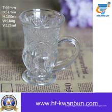 Tasse en verre pour bière ou boire Kb-Jh6029