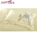 fashion design Luxury hotel Factory Directly High 100%lint bells 60s/40s/80sSuper soft cotton flax bedding sets