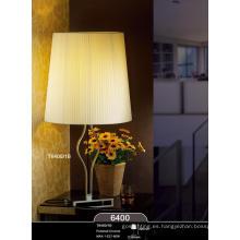 Decoración moderna de la lámpara de tabla de la cabecera de la venta caliente (6400-1B)
