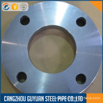 20 Years manufacturer for Slip-On Pipe Flange ASME B16.47 Series A/B Forging Flanges export to Serbia Suppliers