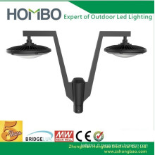 Lumière LED la plus récente 2014 avec matrice en aluminium de haute qualité coulée lumière de jardin de 3,5 m