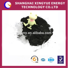 Kohle oder Holzpulver Aktivkohle niedrigen Preis hergestellt in China