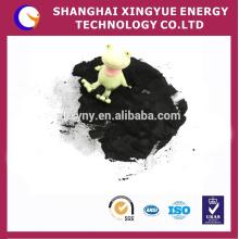 Carvão activado a base de carvão ou em pó de madeira baixo preço fabricado na China