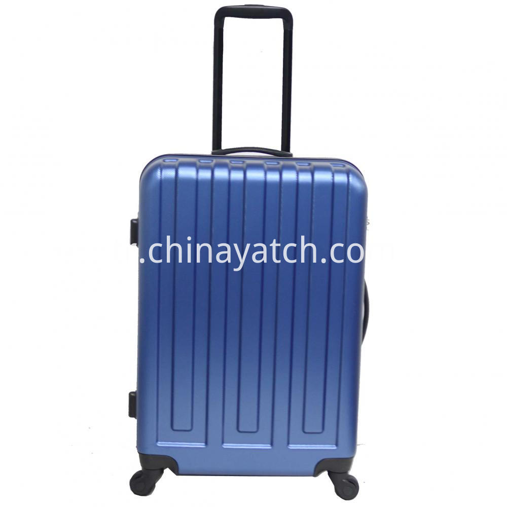 Anti Scratch Alloy Luggage Suitcase