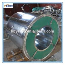 Laminado a frio laminado a quente fornecedor de bobina de aço galvanizado / bobina de aço fabricante