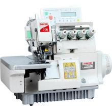 Цукер Pegasus супер высокой скоростью оверлоки промышленные швейные машины (ZK700D)