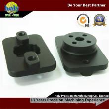 Componentes de alta precisão para usinagem CNC com alumínio