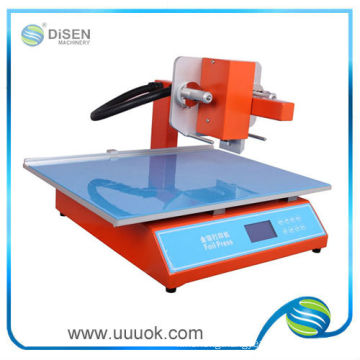 Digital hot foil stamping machine for sale