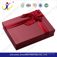 Cheap recyclable fashion luxury chocolate boxes packaging