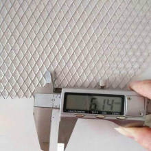 Galvanized expanded metal mesh used for Nigeria market