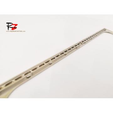 OEM Percision Die-Casting Fram Top Base untuk Laptop