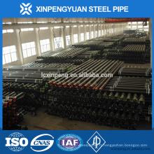 API N80 tuyau d'huile / tuyau de forage d'huile / carter d'huile