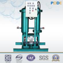 Processador de água de circulação para tratamento de água da torre de resfriamento