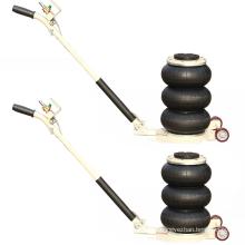 High quality 3 ton inflatable tyre repair air bag lift jack
