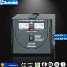 Schwarz-Weiß-Farbe 1000u Automatischer Spannungsstabilisator mit Zähleranzeige