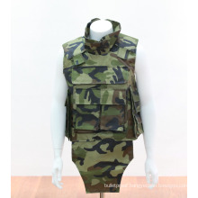 Military Army Plate Carrier Aramid Bullet Proof Vest
