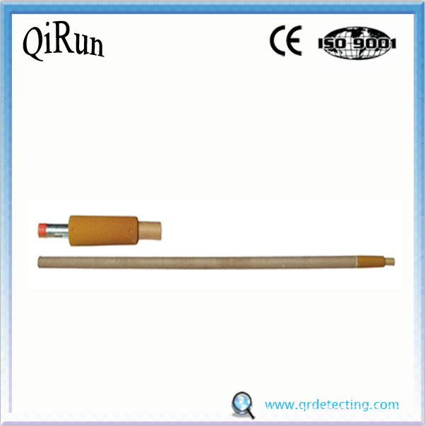 Disposable Oxygen Probe for Molten Metal