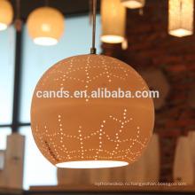 Освещение Люстра Керамическая Подвесной Светильник