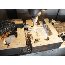 Kundenspezifische Gusseisenform Druckguss Aluminium H13 Kernformteil