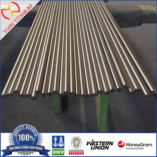 10mm titanium alloy bar