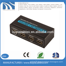 4K HDMI 3x1 switcher 3D 2160P for HDTV Blue-ray PS3