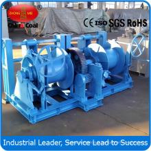 Usine adaptée aux besoins du client de treuil hydraulique de chalut de bateau