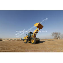 SEM653D 5 TONS Wheel Loader Mineral Yard Mining