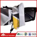Sac à lunettes en fibre optique à cordon imprimé numérique imprimé