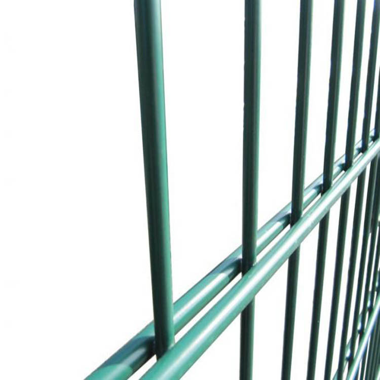 868 Double Fence Weft Wire Mesh Fence Images & Photos