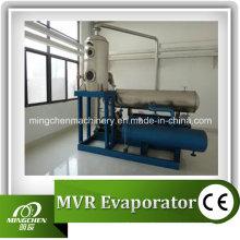 Évaporateur à film tombant MVR pour chlorure de sodium