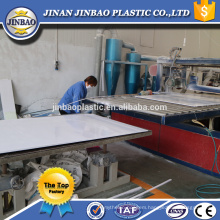 factory direct sale high quality flexible thin plastic sheet rigid pvc