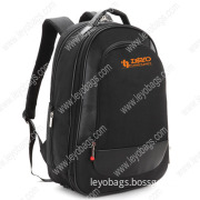 Man Black Business Laptop Computer Backpack Bag