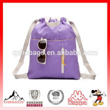 Mochila con cordón Mochila para niños escolares mochila para niños