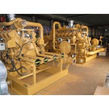 500kw Semi-Cola Gas Generator in Stahlwerk verwendet