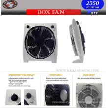 Ventilador de caixa de 14 polegadas com matéria-prima do corpo de ABS