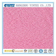 100% Polyester Coral Fleece