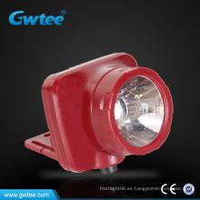 Mini recargable LED de litio-batería faro