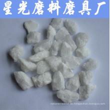 1-3mm weißes geschmolzenes Aluminiumoxid für Sandstrahlen und Schleifen