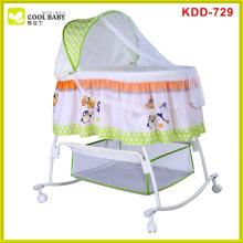 Aprovado novo design cama de ferro crianças