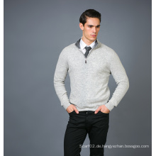 Männer Mode Kaschmir Blend Pullover 17brpv127